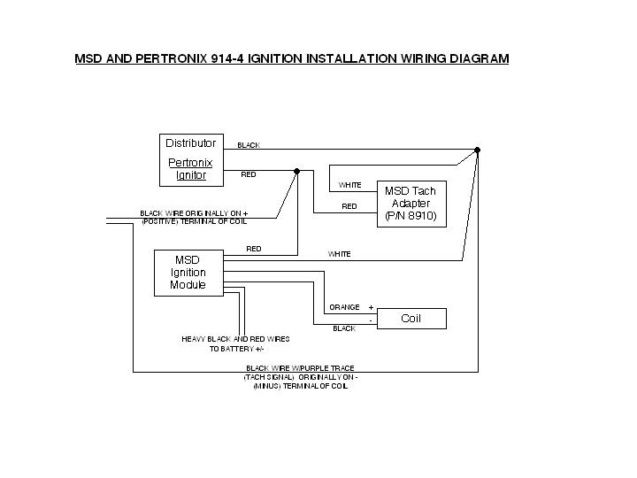 mallory distributor wiring diagram solidfonts msd 7al 3 wiring diagram two step home diagrams