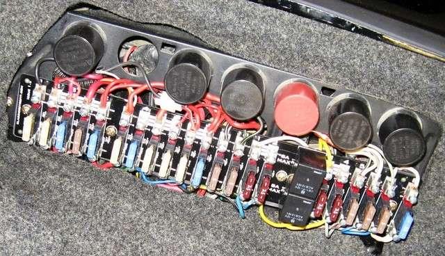911 fuse panel upgrade 911fpr 911 fpr pelican parts rh pelicanparts com