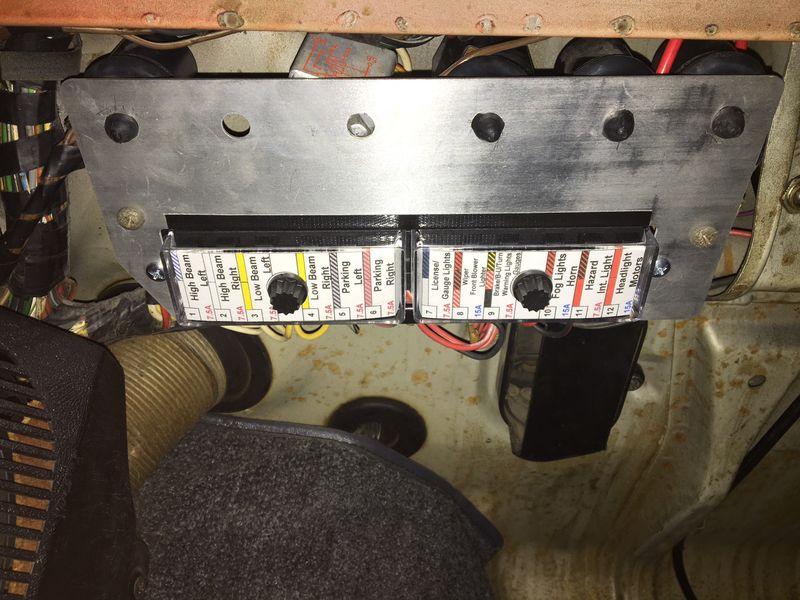Upgraded Fuse Box W   Pre Jwst914fsbx2