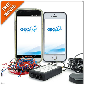 One Free Month of Service with GeoSky!