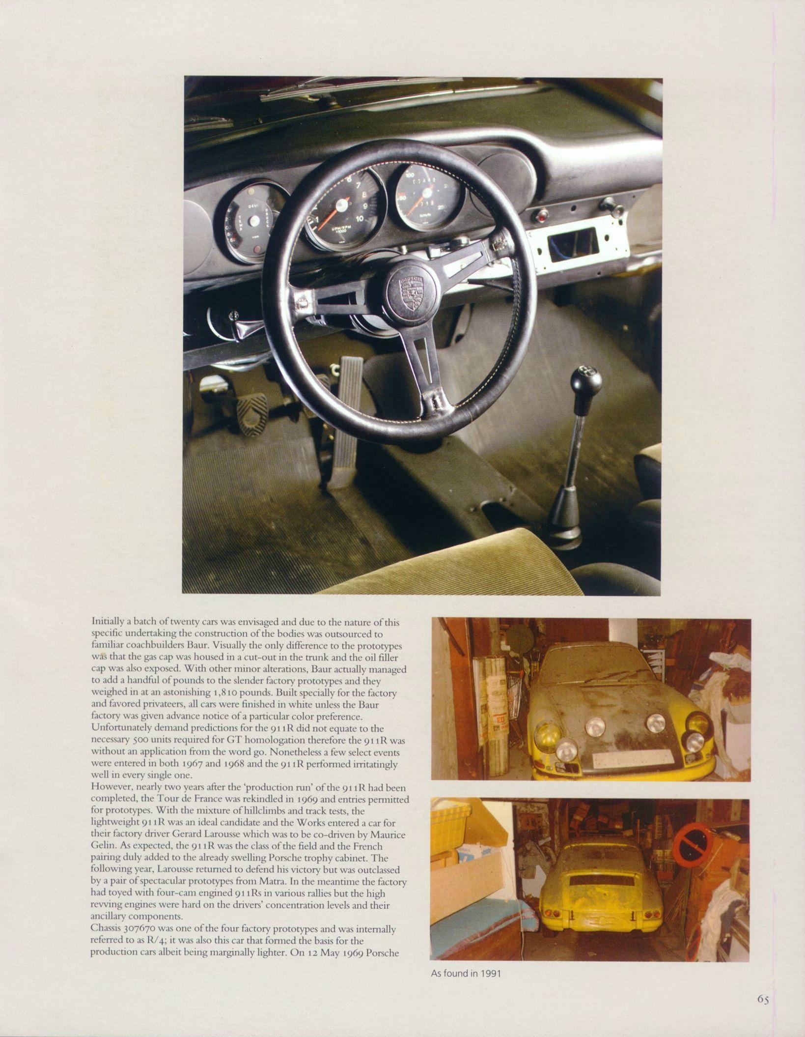 for Your Porsche 996 / 997