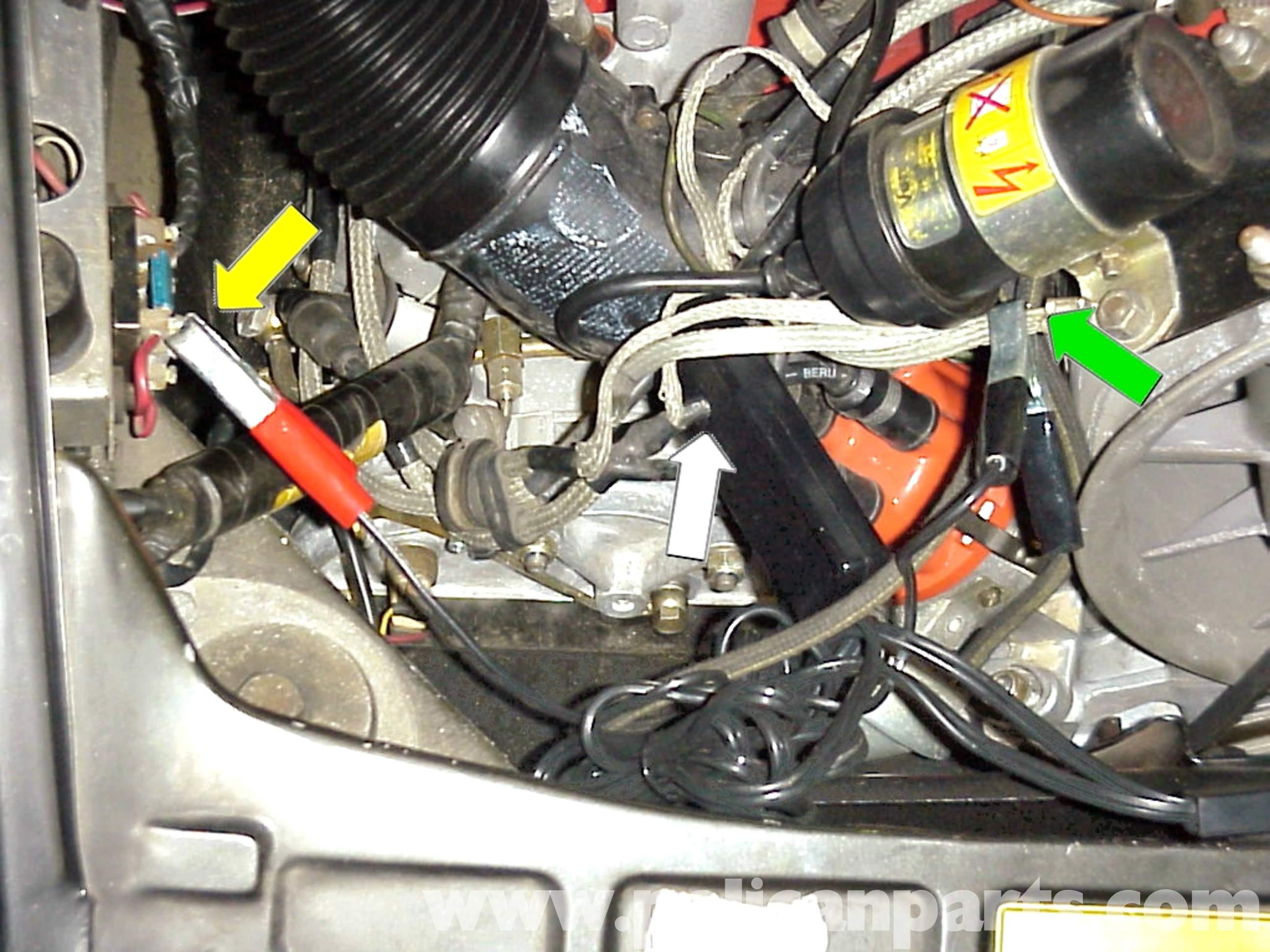 Porsche 944 Fuel Pump Location 1986on Ford Engine Ground Strap Locations