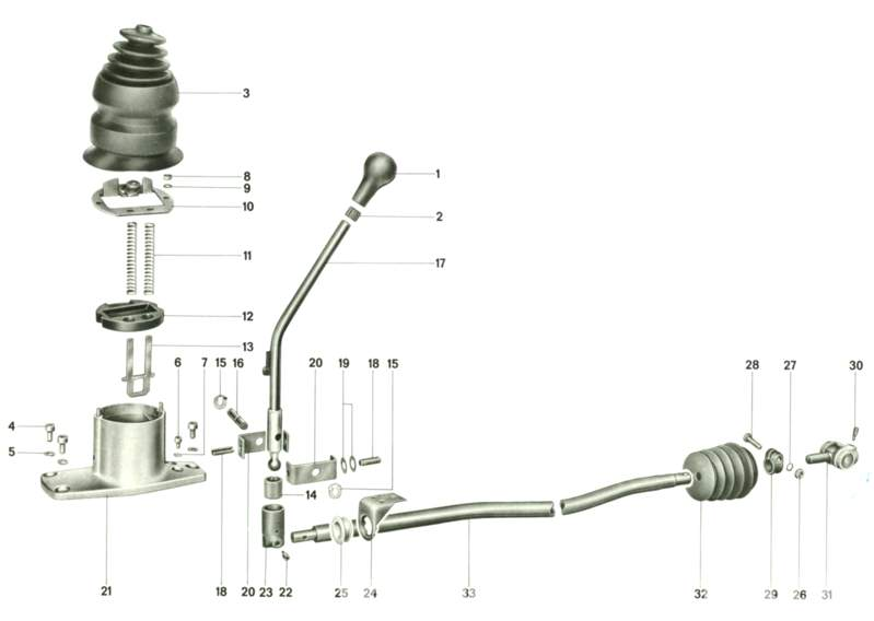 porsche 911 short shift kit installation