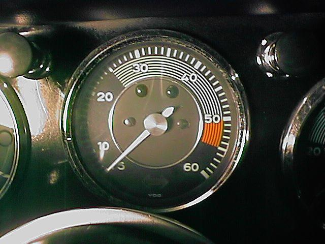 pelican technical article converting a mechanical tachometer to