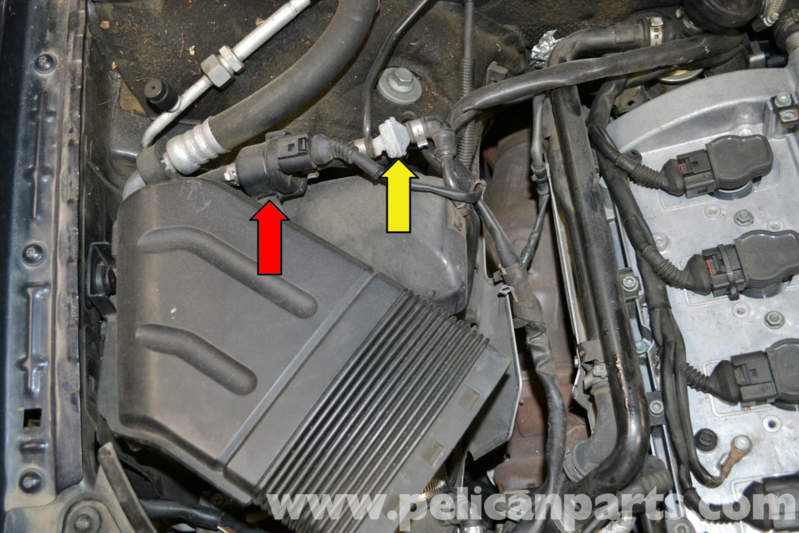 Audi A4 B6 Fixing Common Vacuum Leaks 2002 2008