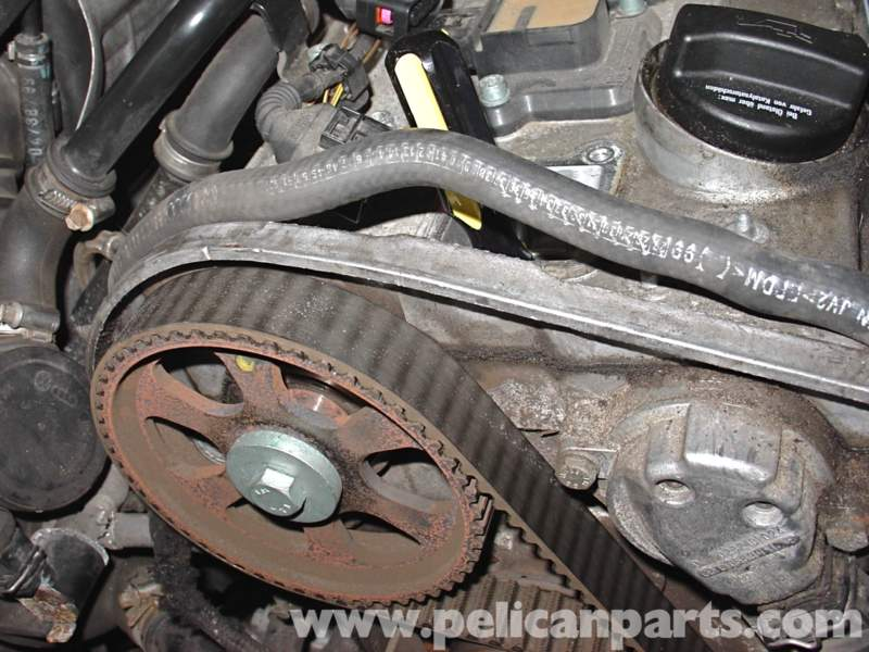 Guide Servicing Timing Belt Replacement also landroverimport as well How to replace audi water pump replacement in addition Honda Civic 2001 Honda Civic Timing Belt Replacement as well Timing Belt Replacement. on timing belt replacement miles