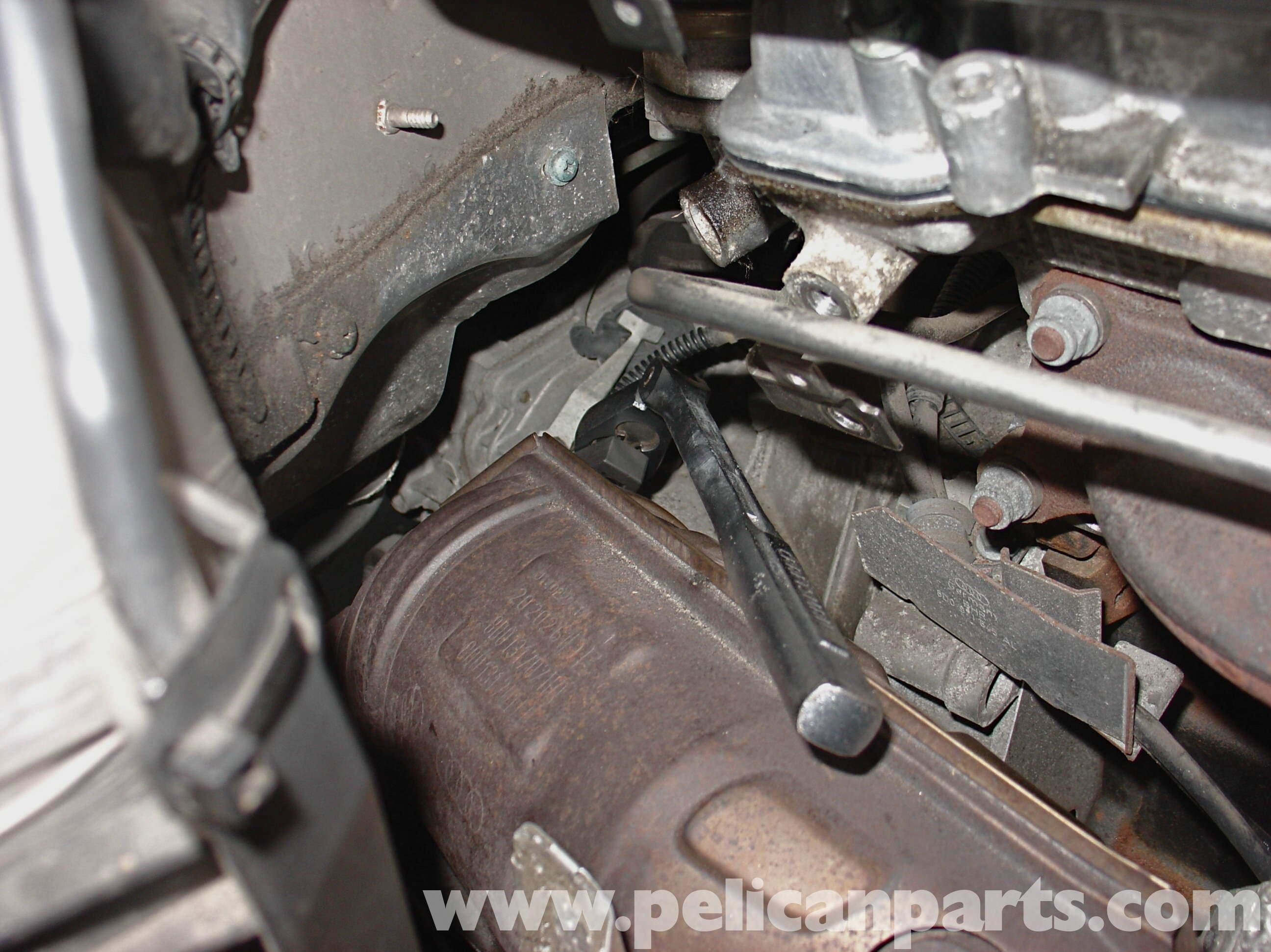 Audi A4 1 8t Volkswagen Oxygen Sensor Replacement Golf