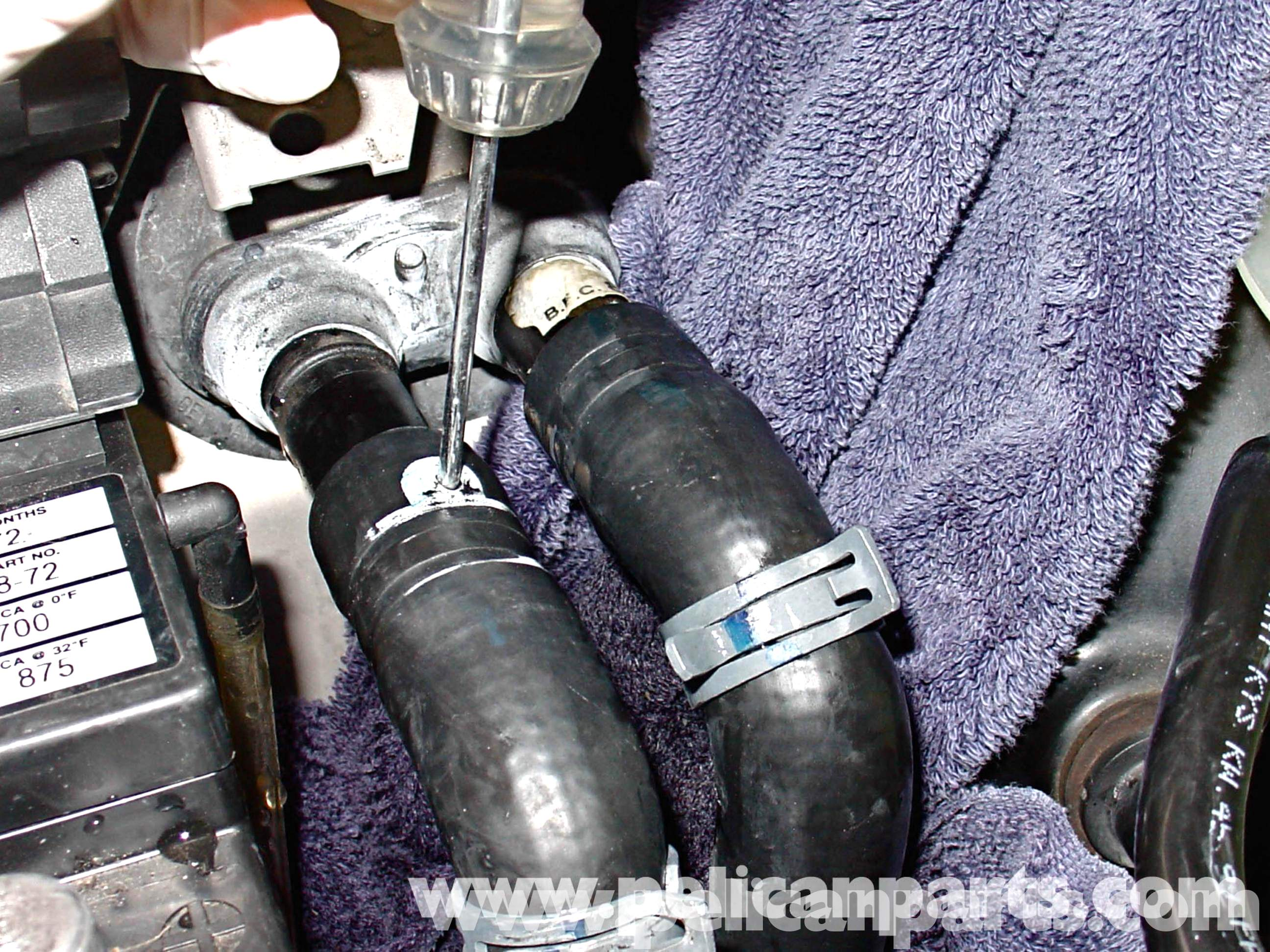 Emissions Suction Pump additionally Full additionally Vw Colling Fan Sensor furthermore Hose further D T Blown Engine Img. on 2003 vw jetta 1 8t engine diagram
