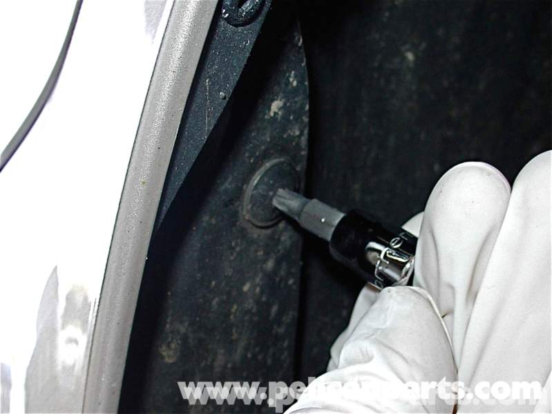 Audi A4 1 8t Volkswagen Sunroof Drain Cleaning Golf