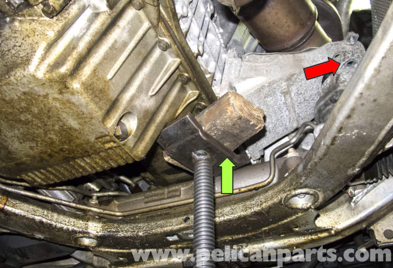 Bmw E60 5 Series Engine Mount Replacement 2003 2010