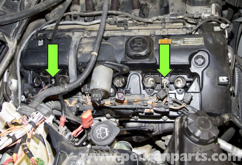 bmw e60 5 series valve cover gasket replacement ng6. Black Bedroom Furniture Sets. Home Design Ideas