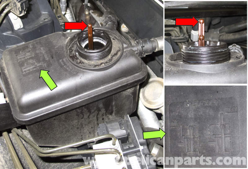 how to add coolant leak sto