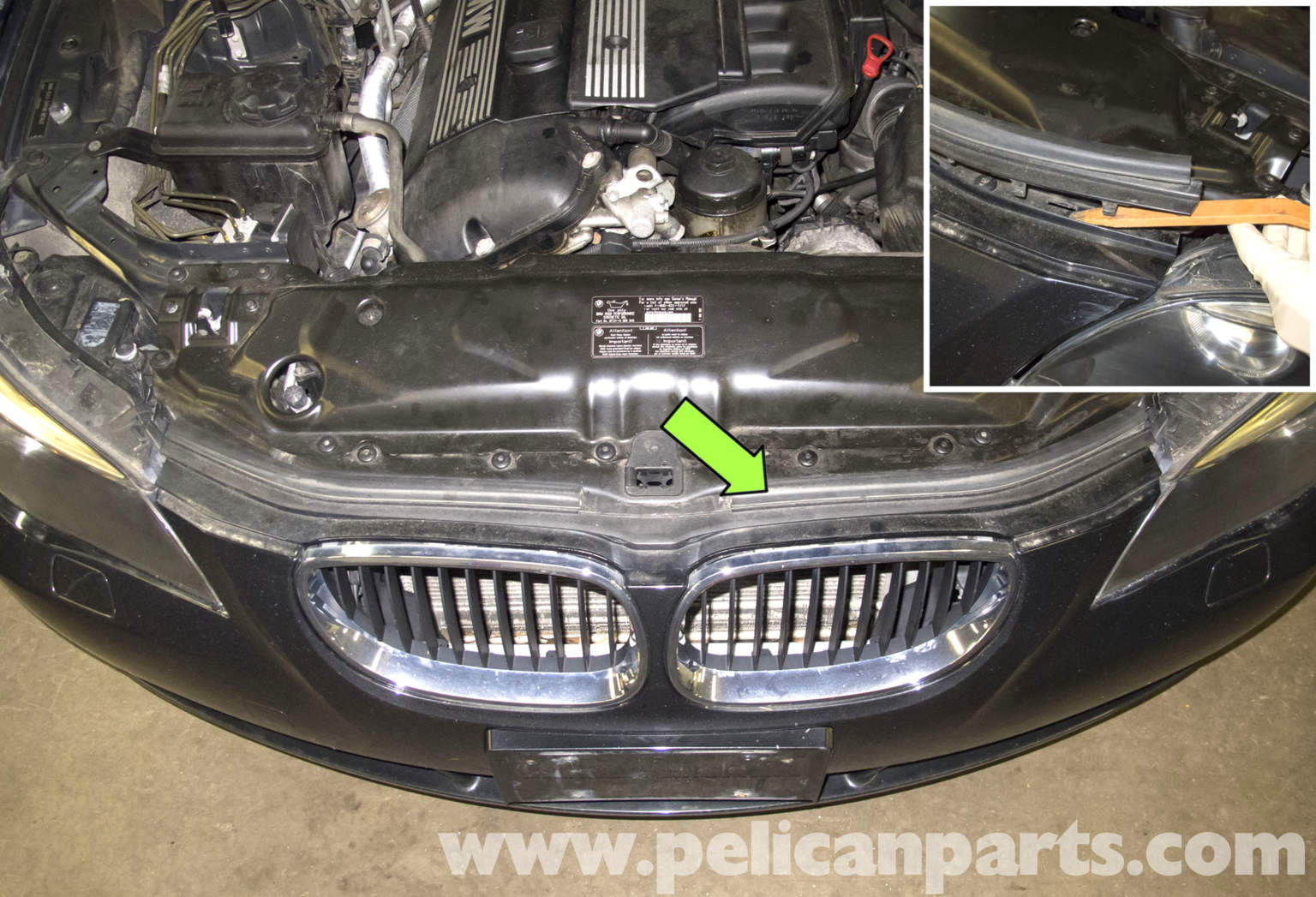 Bmw E60 Headlight Cover Replacement