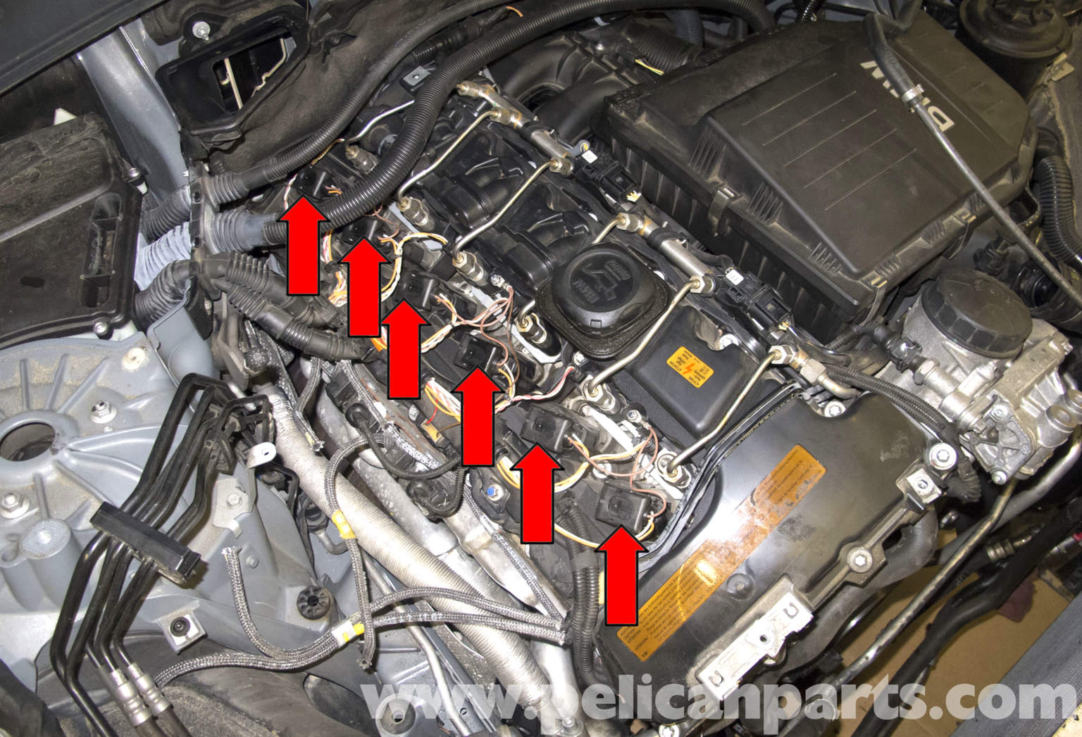 T18913824 Starter relay 2003 murano moreover 68 ENGINE N52   N54 Engine Spark Plug Coil Replacement also 1981 Honda Cx500 Wiring Diagram together with Mazda 13b Leading And Trailing Wiring Diagram furthermore 396035360956193700. on bmw x3 ignition coil diagram