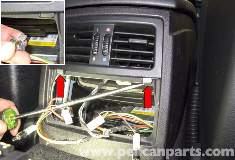 Bmw E60 How To Remove Center Console
