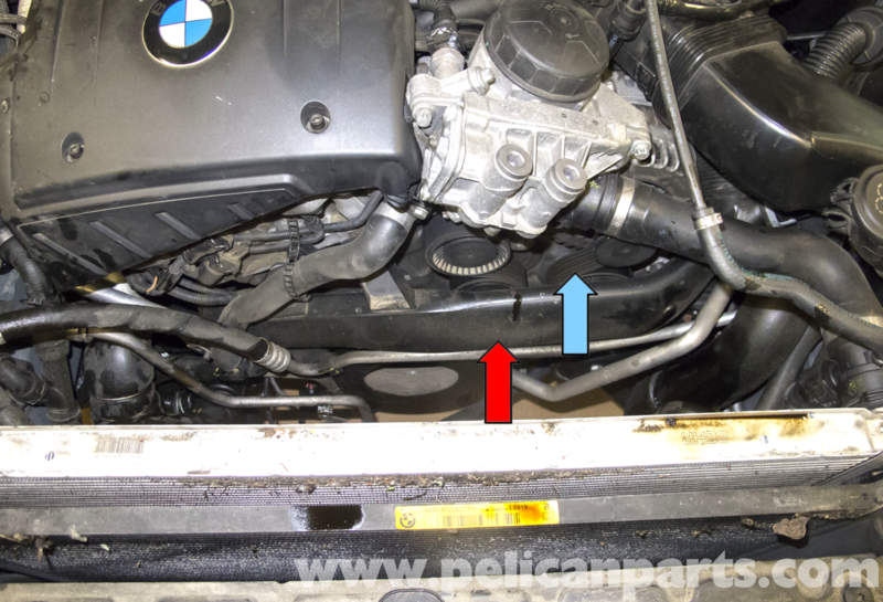 Bmw E60 5 Series Drive Belt Tensioner Idler Replacement