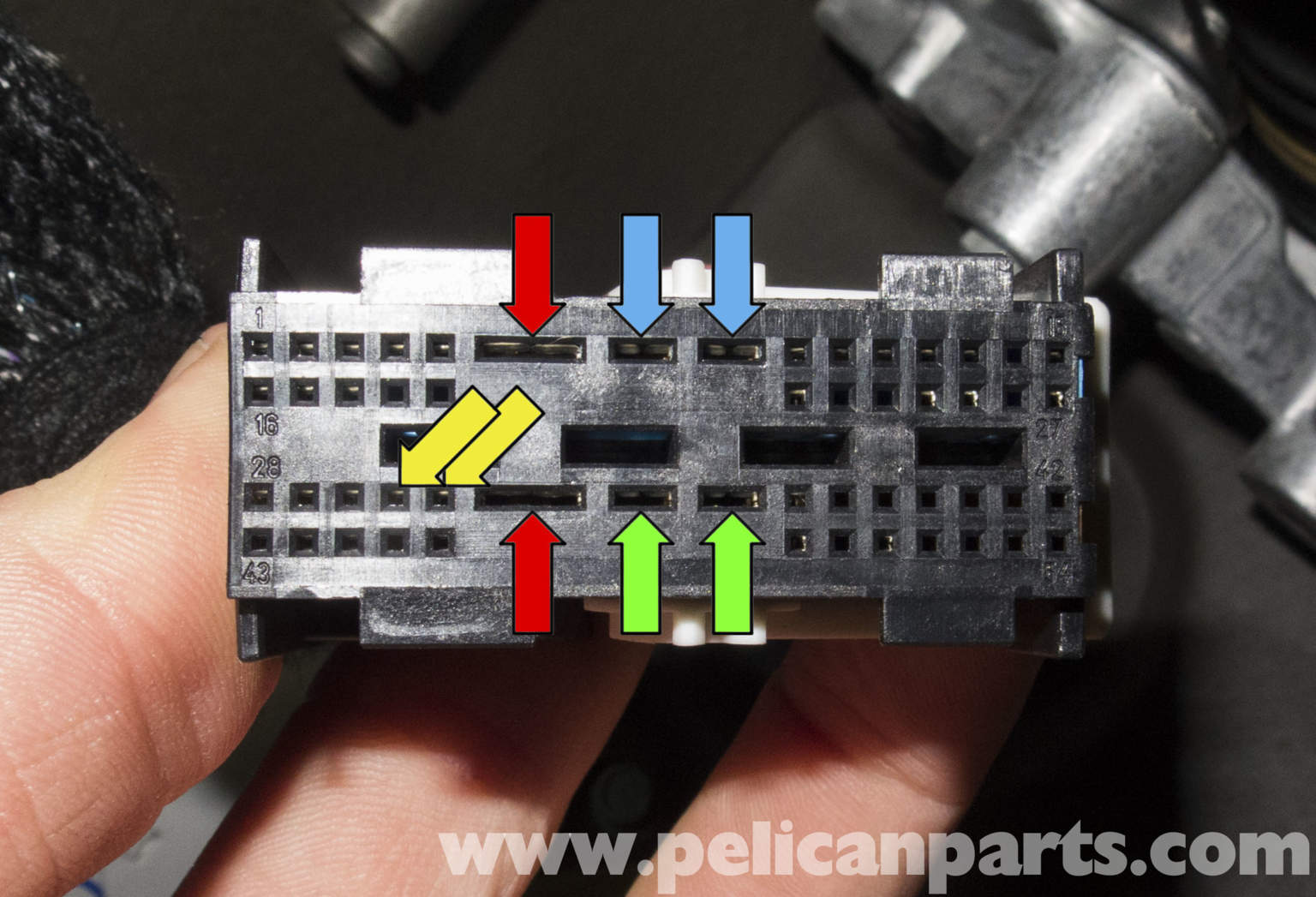 Pelican Technical Article     BMW      X3     Light Module Replacement