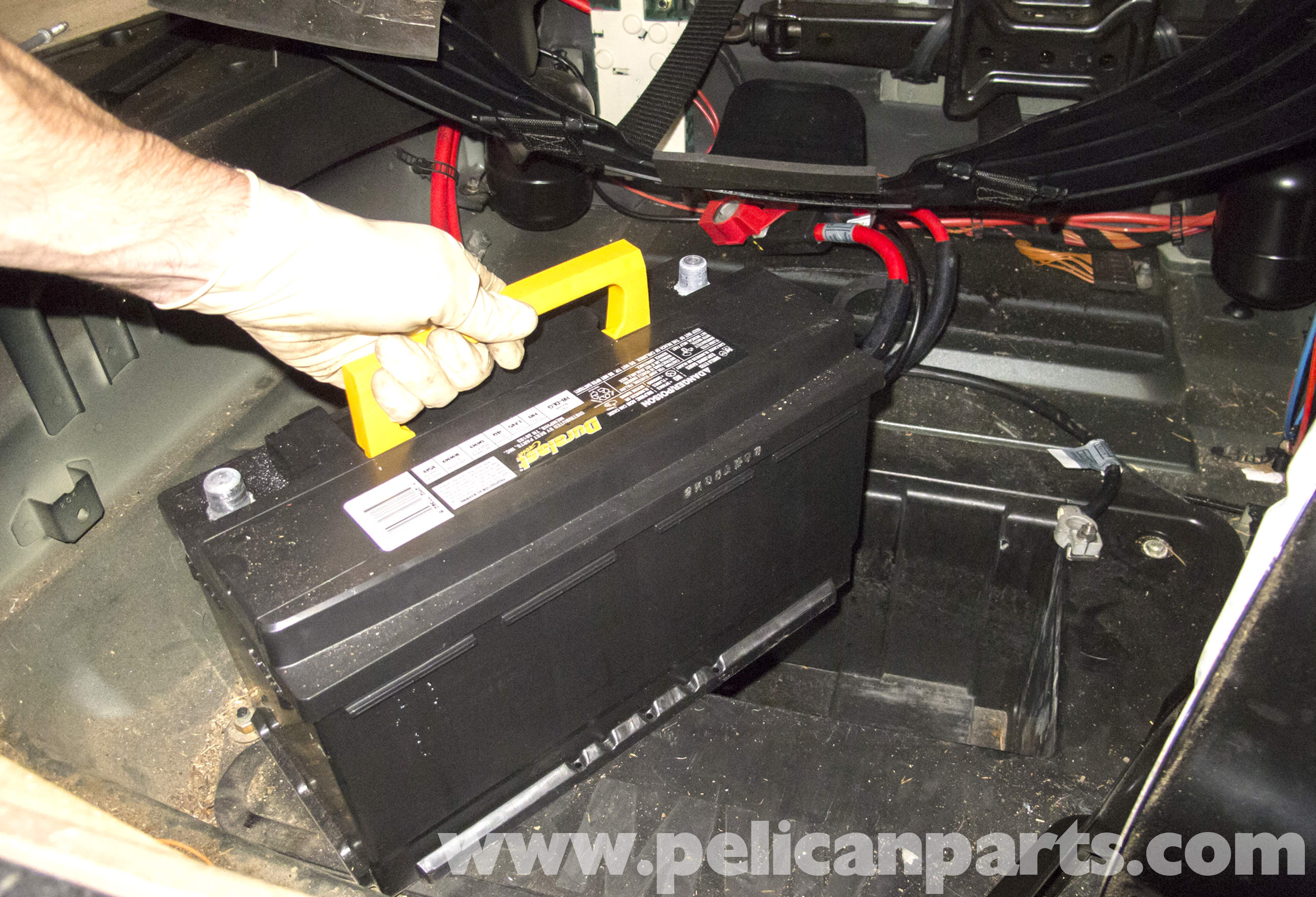 bmw x5 battery replacement and connection notes e53 2000 2006. Cars Review. Best American Auto & Cars Review