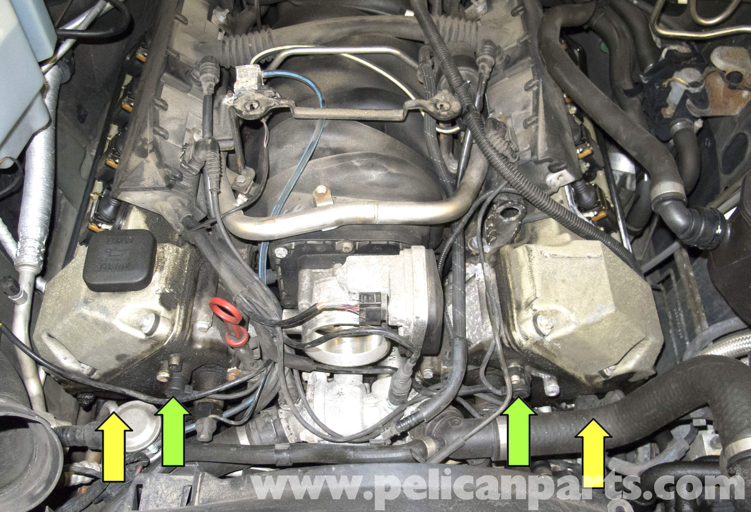 BMW X5 Camshaft Position Sensor Location on bmw e46 wiring diagram