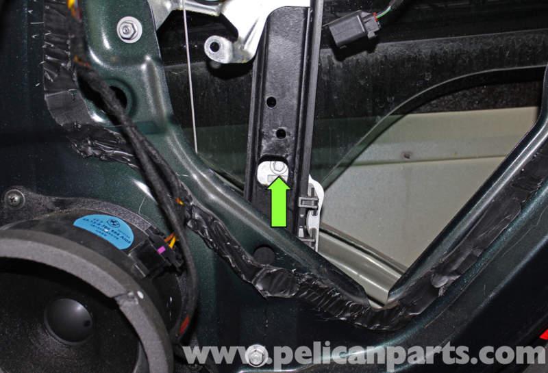 Bmw X5 Rear Window Regulator Replacement E53 2000 2006