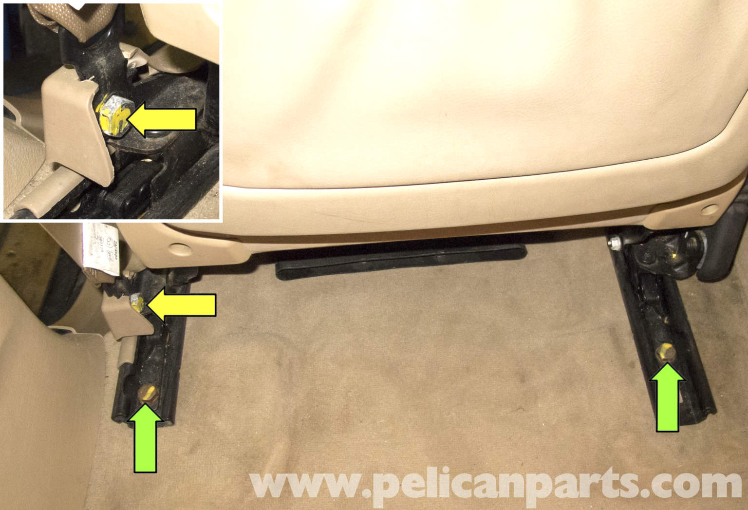 Bmw X5 Seat Cover Removal