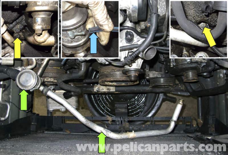 Water Pump: X5 Water Pump Replacement