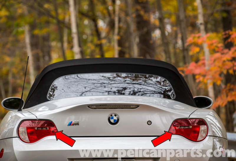 Pelican Technical Article Bmw Z4m Tail Light Replacement