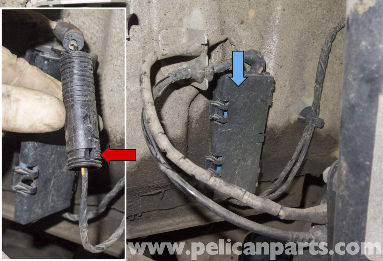Pelican Technical Article Bmw Z4m Brake Pads Replacement