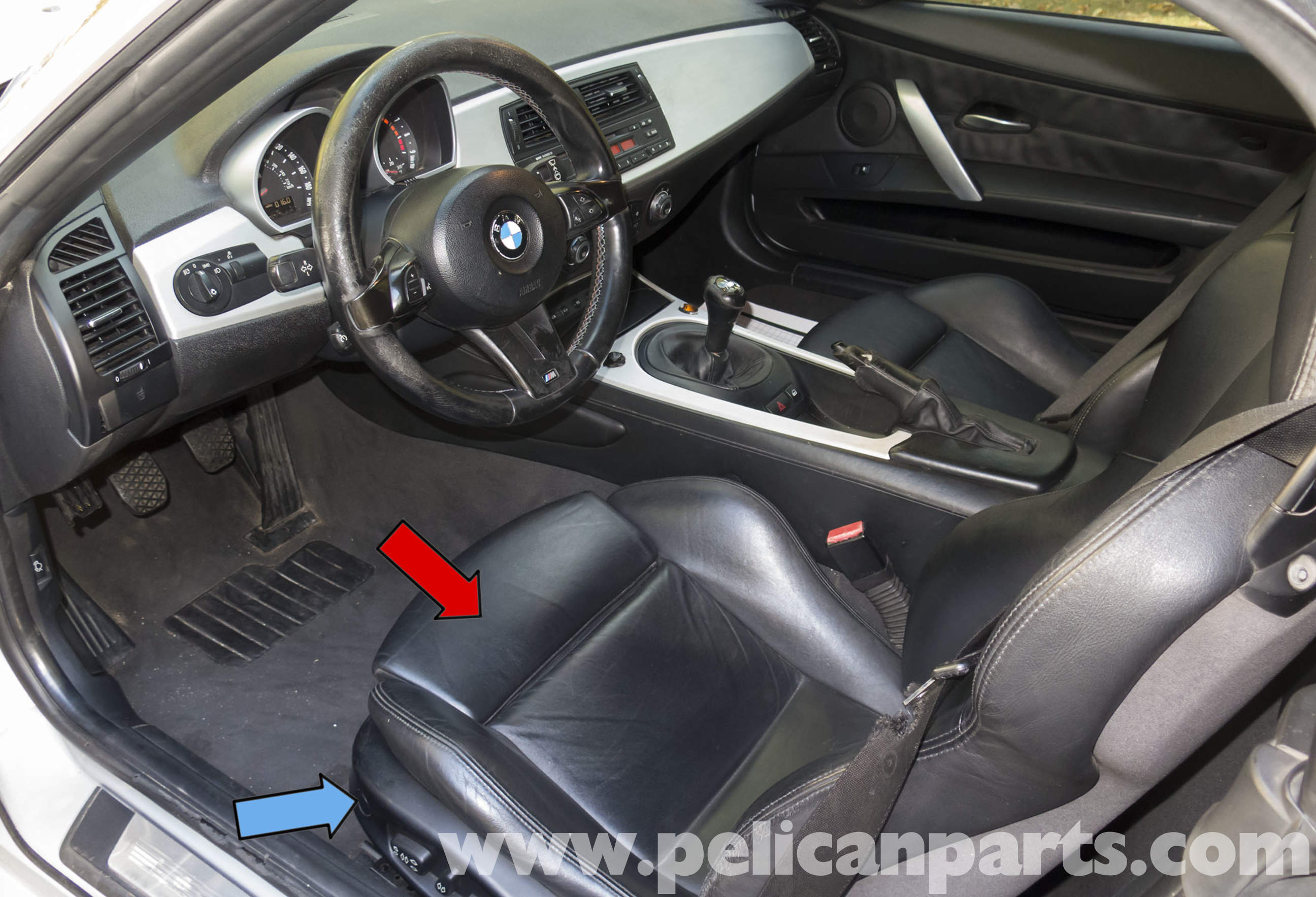 Pelican Technical Article Bmw Z4m Seats Replacing