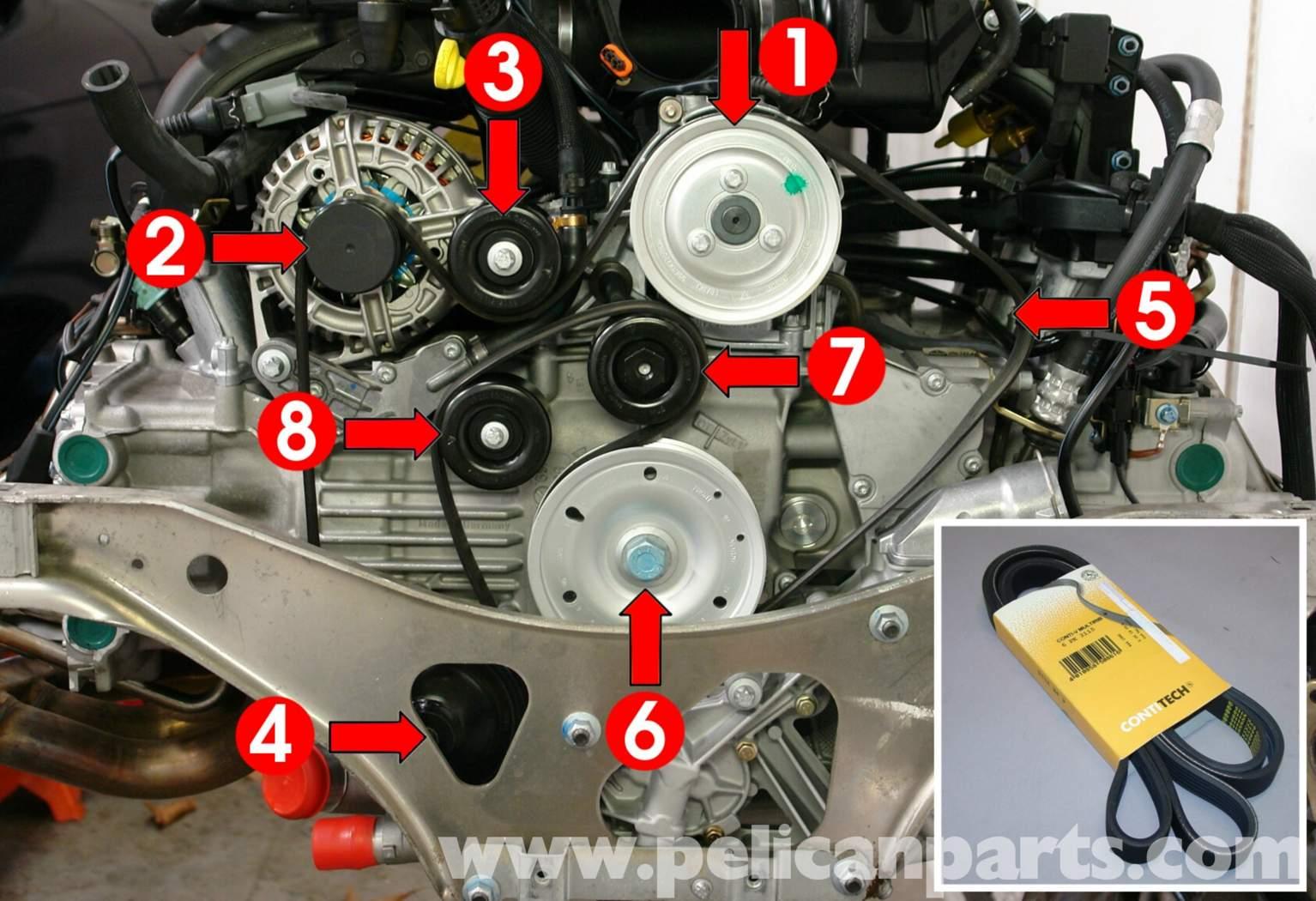 An annoying squeak when engine cold! - Page 1 - Porsche