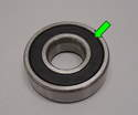 This is a photo of a replacement bearing.