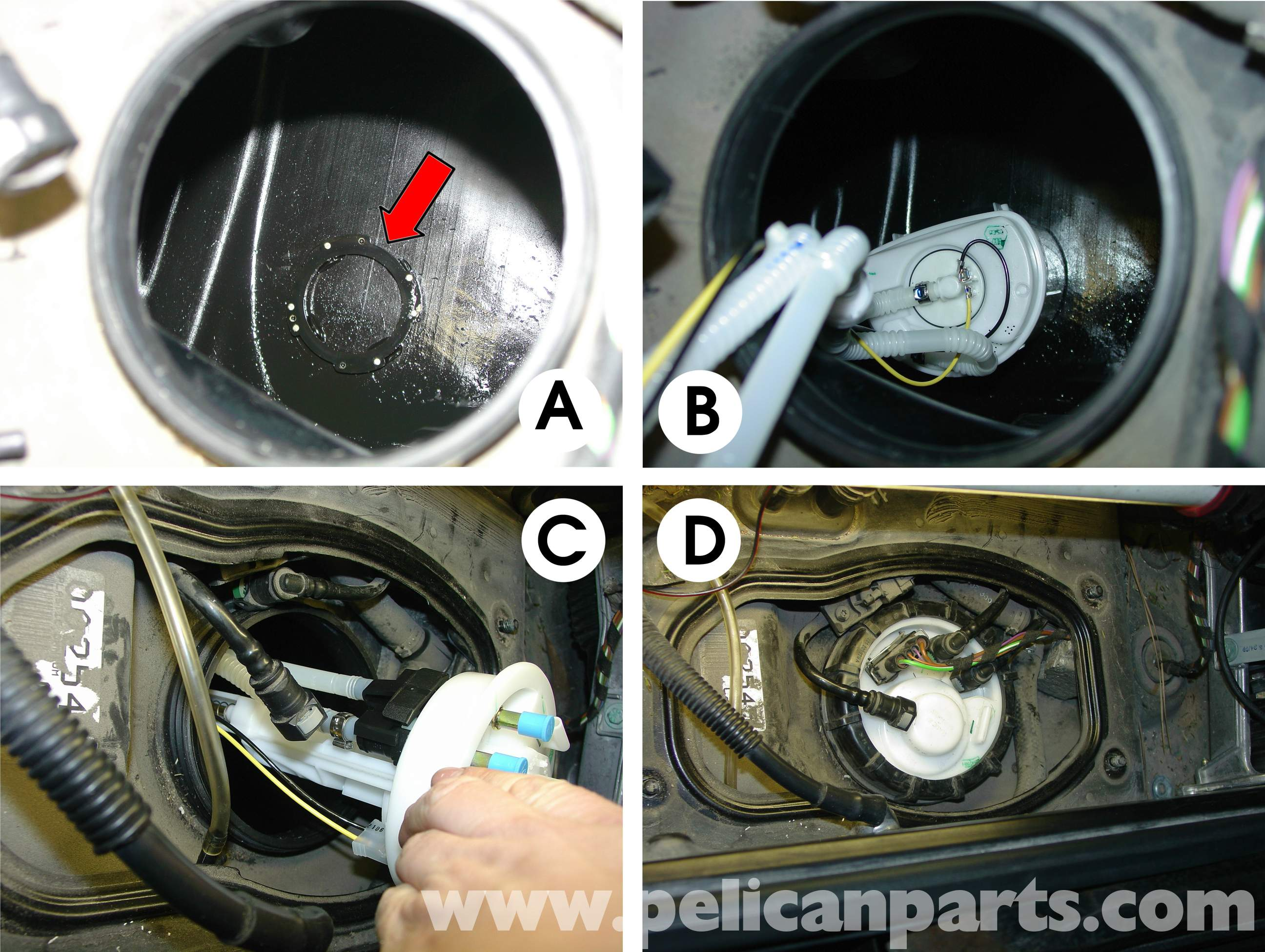 Pelican Technical Article: Boxster Fuel Pump Replacement