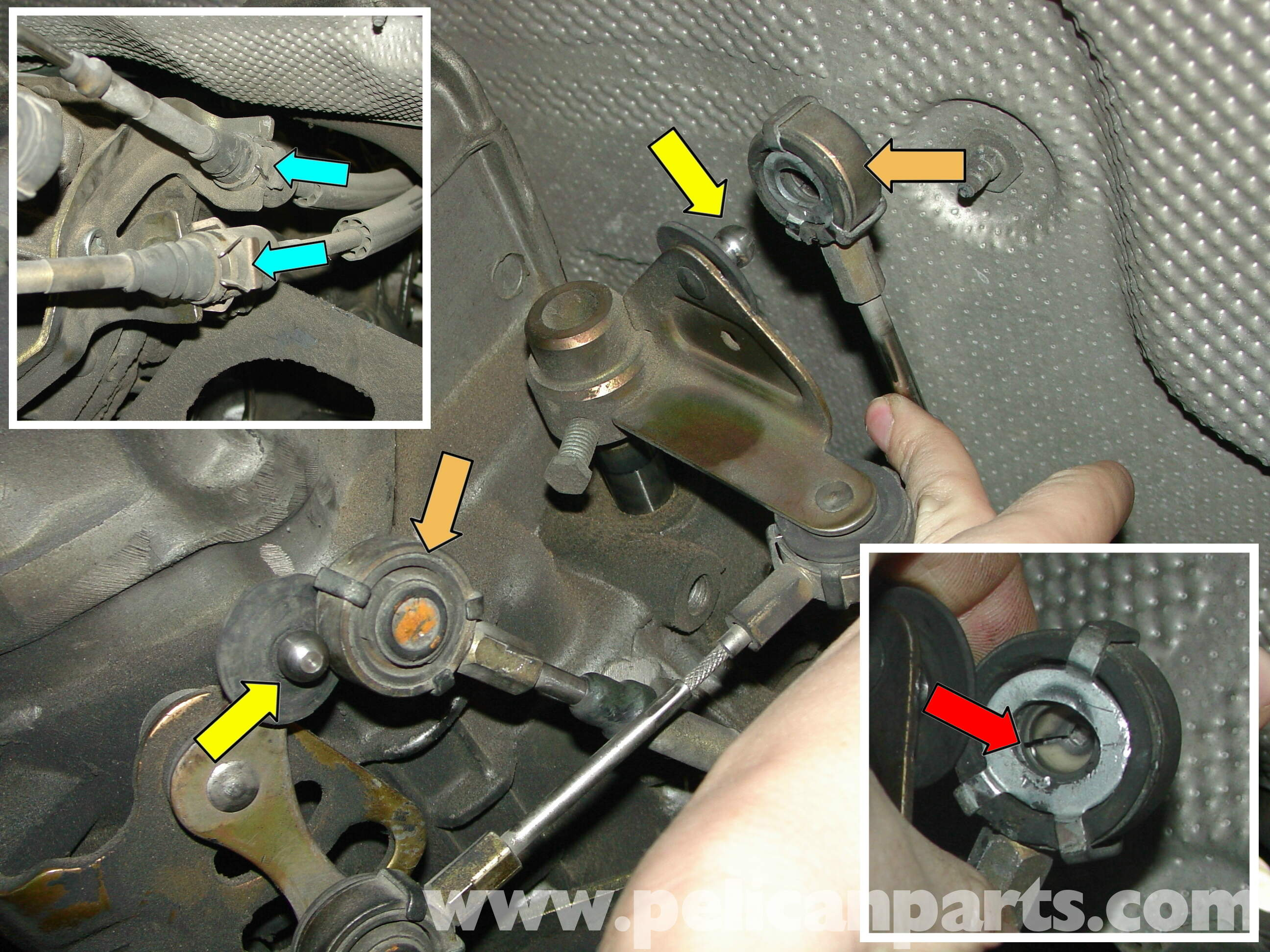Porsche Boxster Shifter Diagram Electrical Wiring House Shift Linkage 986 Forum For Cayman Owners Rh 986forum Com Convertible Top