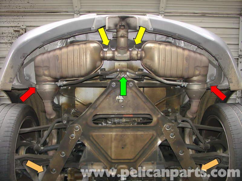 Diagnosing A Failing Catalytic Converter 986 Series
