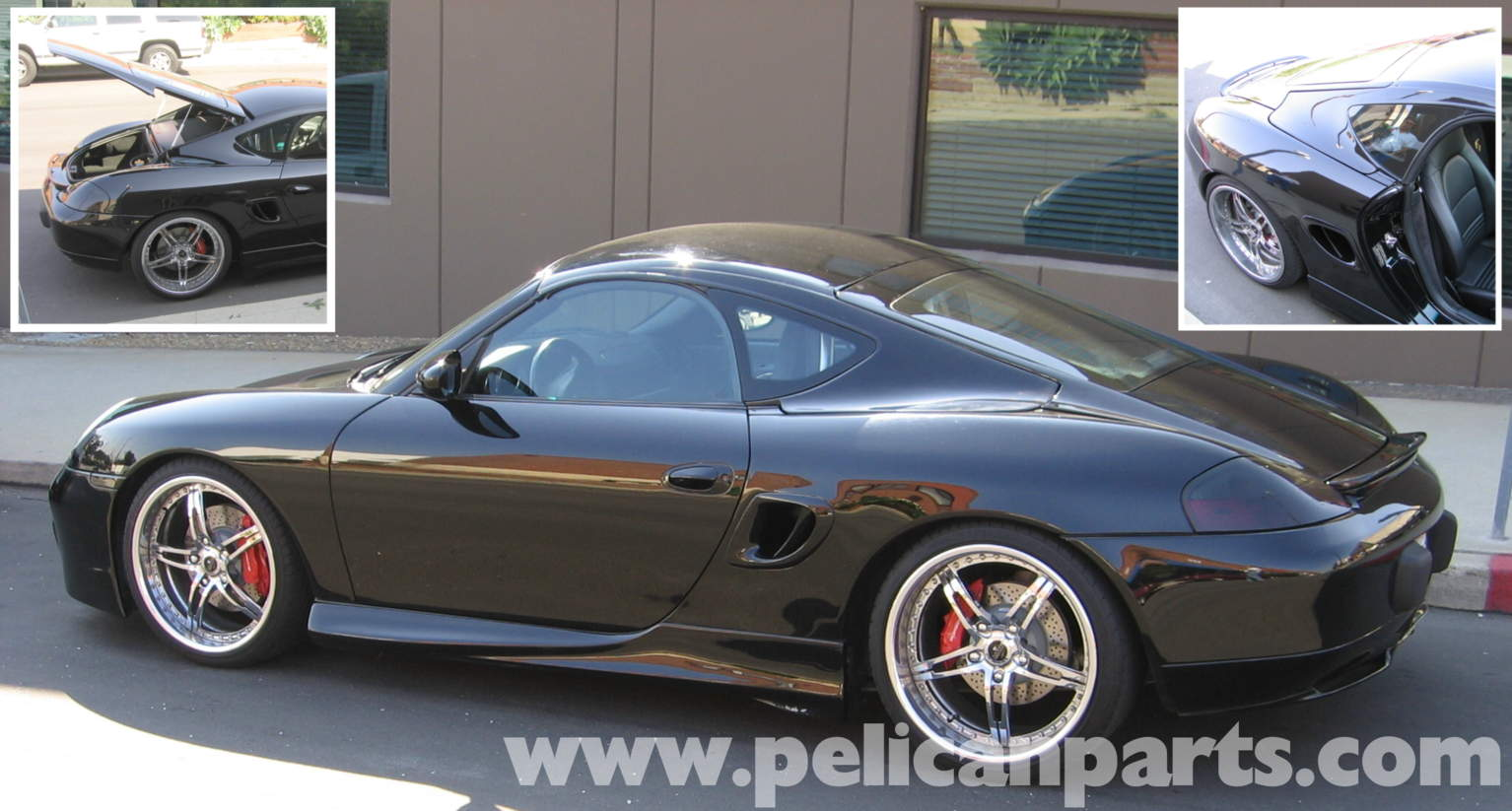 2001 Porsche Boxster Hardtop 2001 Free Engine Image For