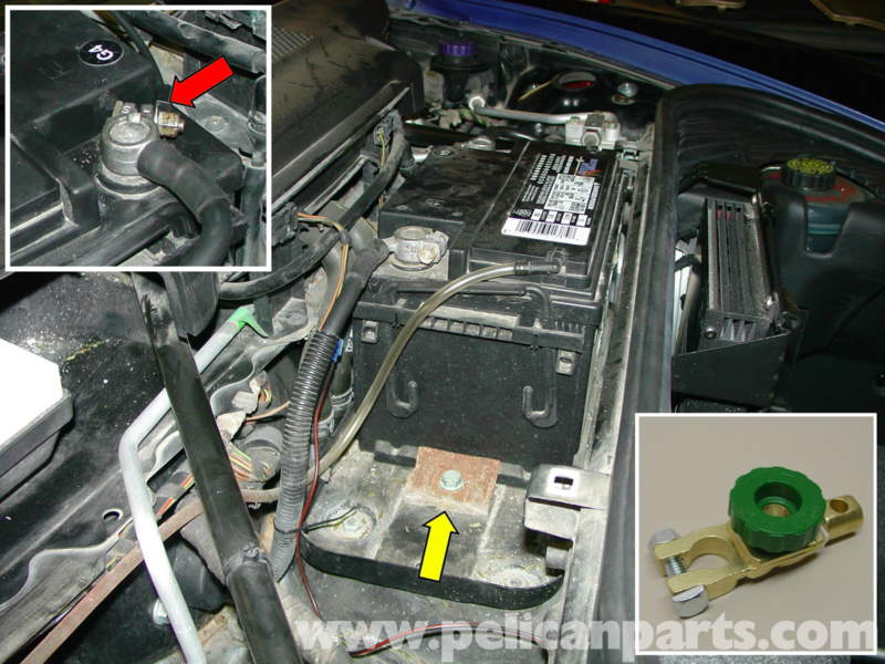 Porsche Boxster Battery Disconnect Switch Battery Buddy