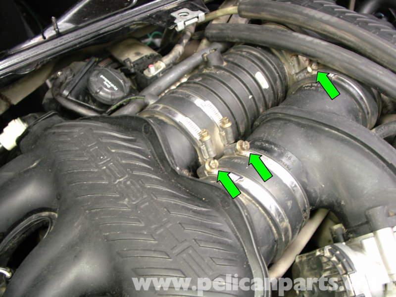 Porsche Boxster Starter Replacement 986 987 1997 08