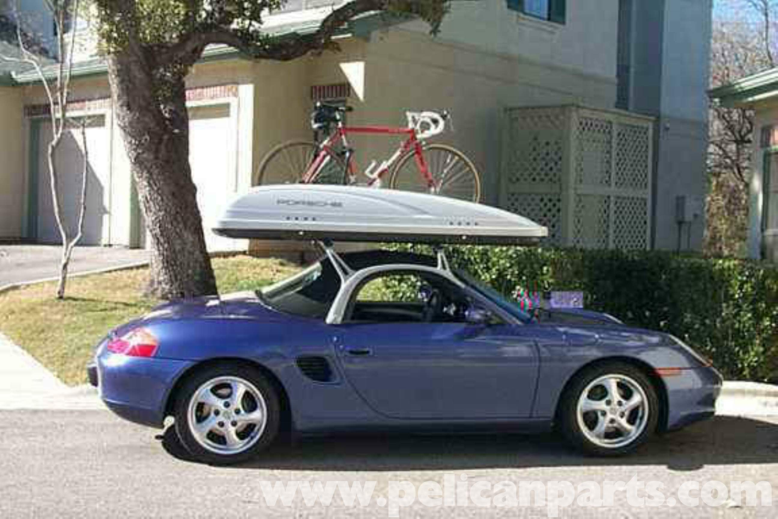 Porsche Boxster Roof Rack System Roof Transport System