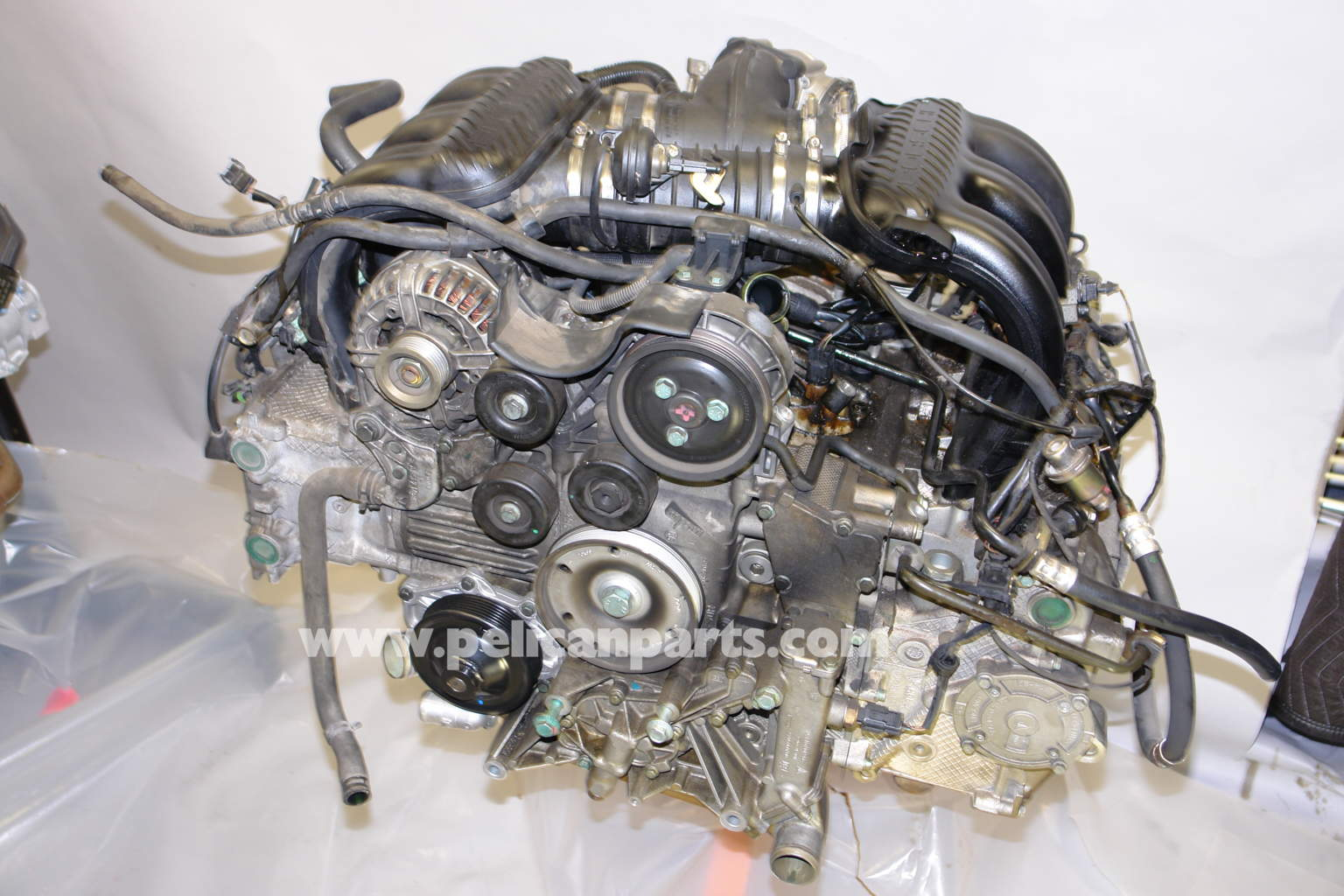 pelican technical article porsche boxster 996 engine swap large image