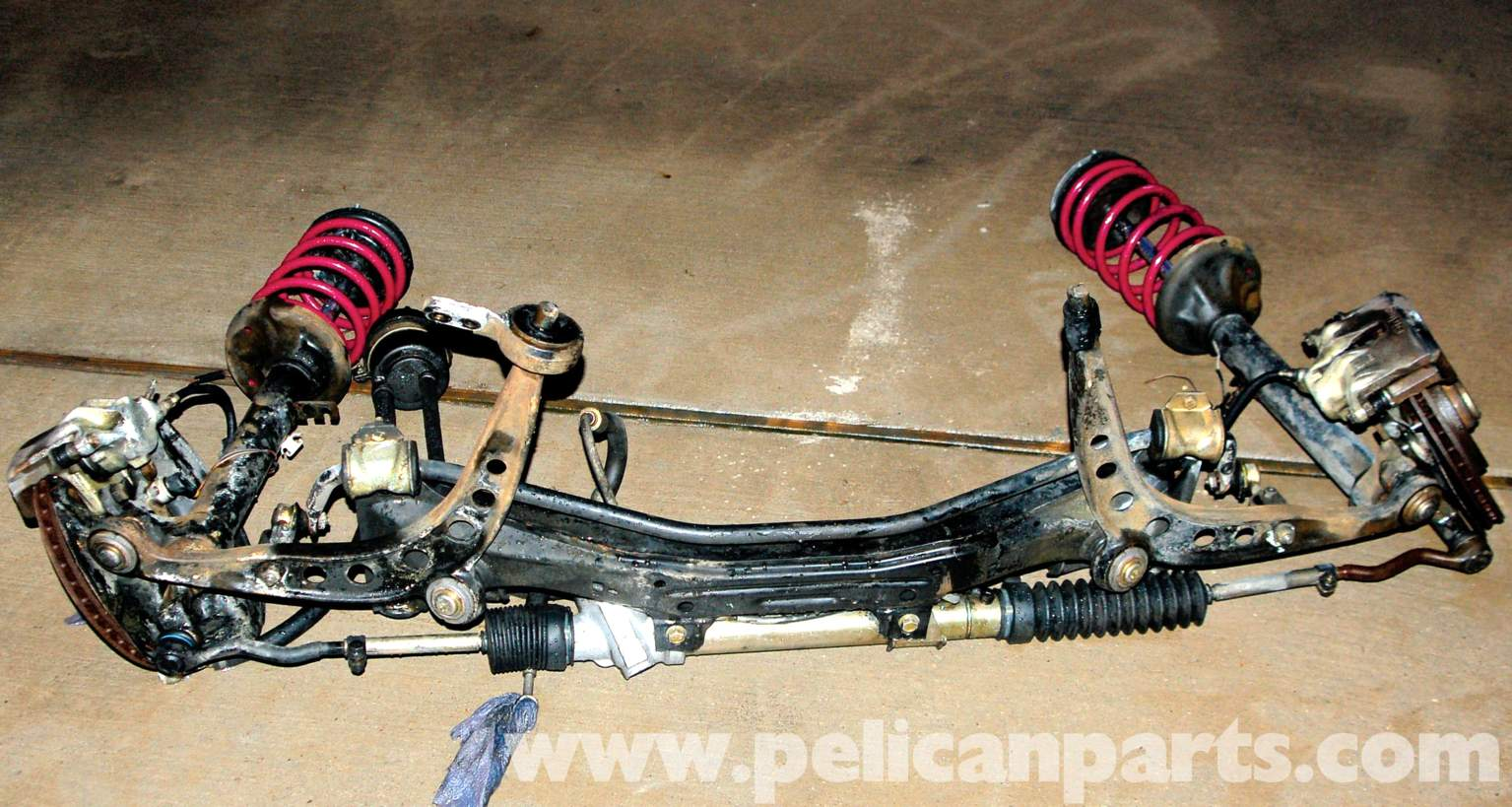 Bmw E30 3 Series Suspension Information Pelican Parts