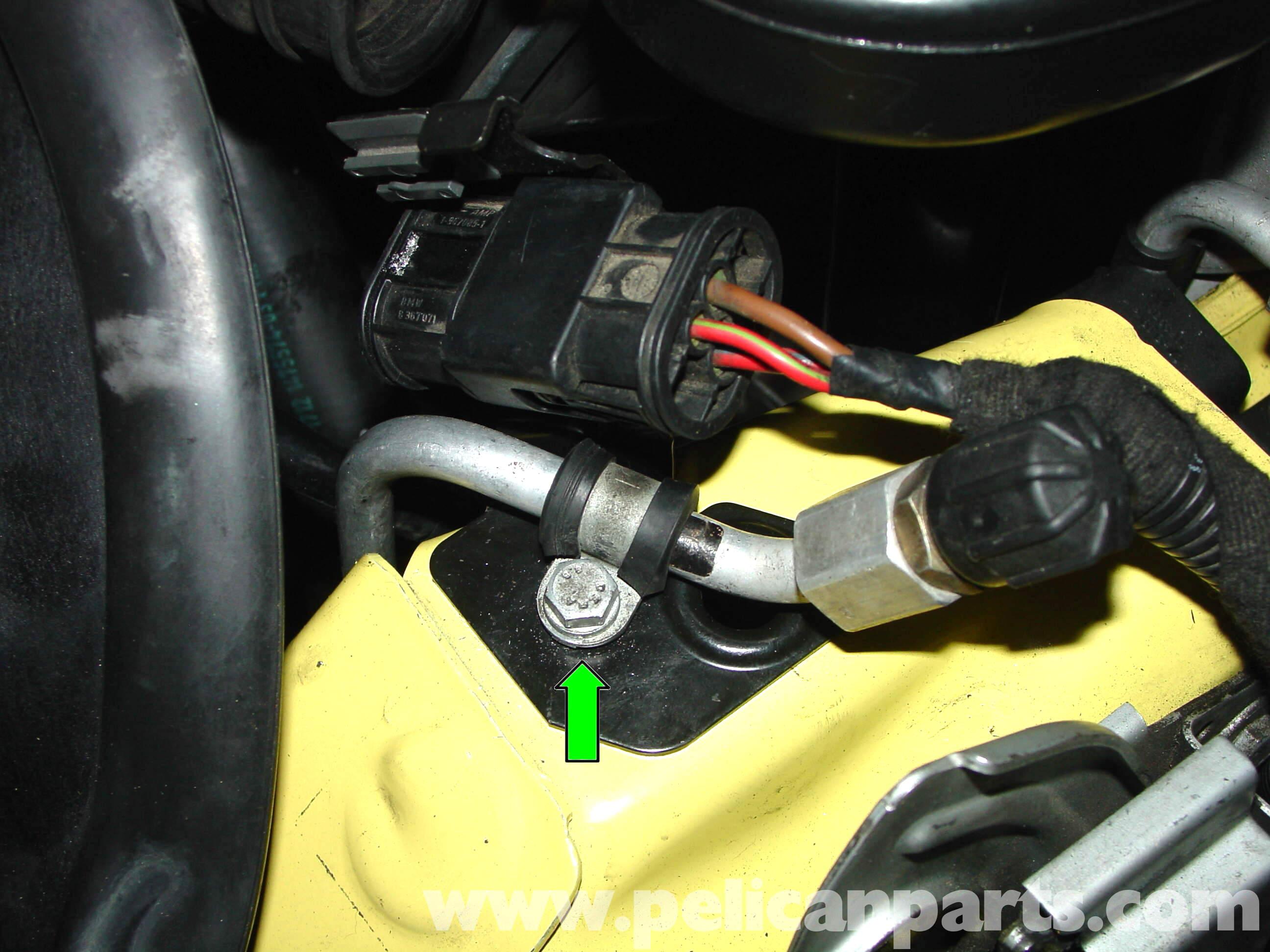 mini 2005 engine diagram