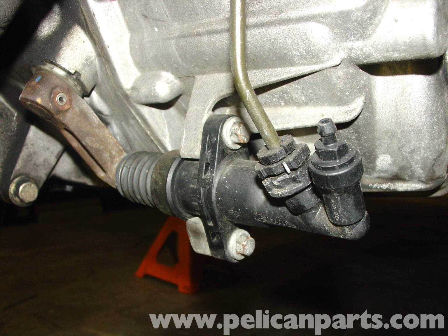 Pelican Technical Article Clutch Slave Cylinder