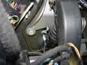 Remove the two 10mm bolts securing the master cylinder to the car.