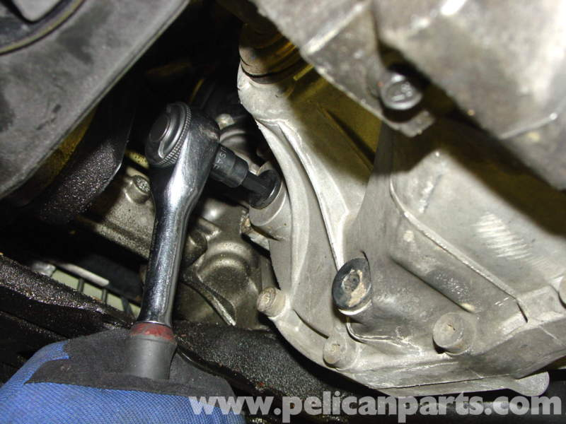 how to change steering oil