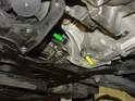 Shown here are the two plugs for the transmission on a MINI Cooper S with the 6 speed transmission.