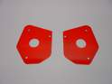 Shown here are the strut reinforcement plates from MINI Madness.