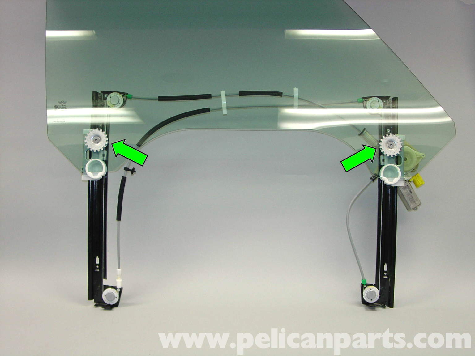 Pelican Technical Article Mini Cooper Window Regulator