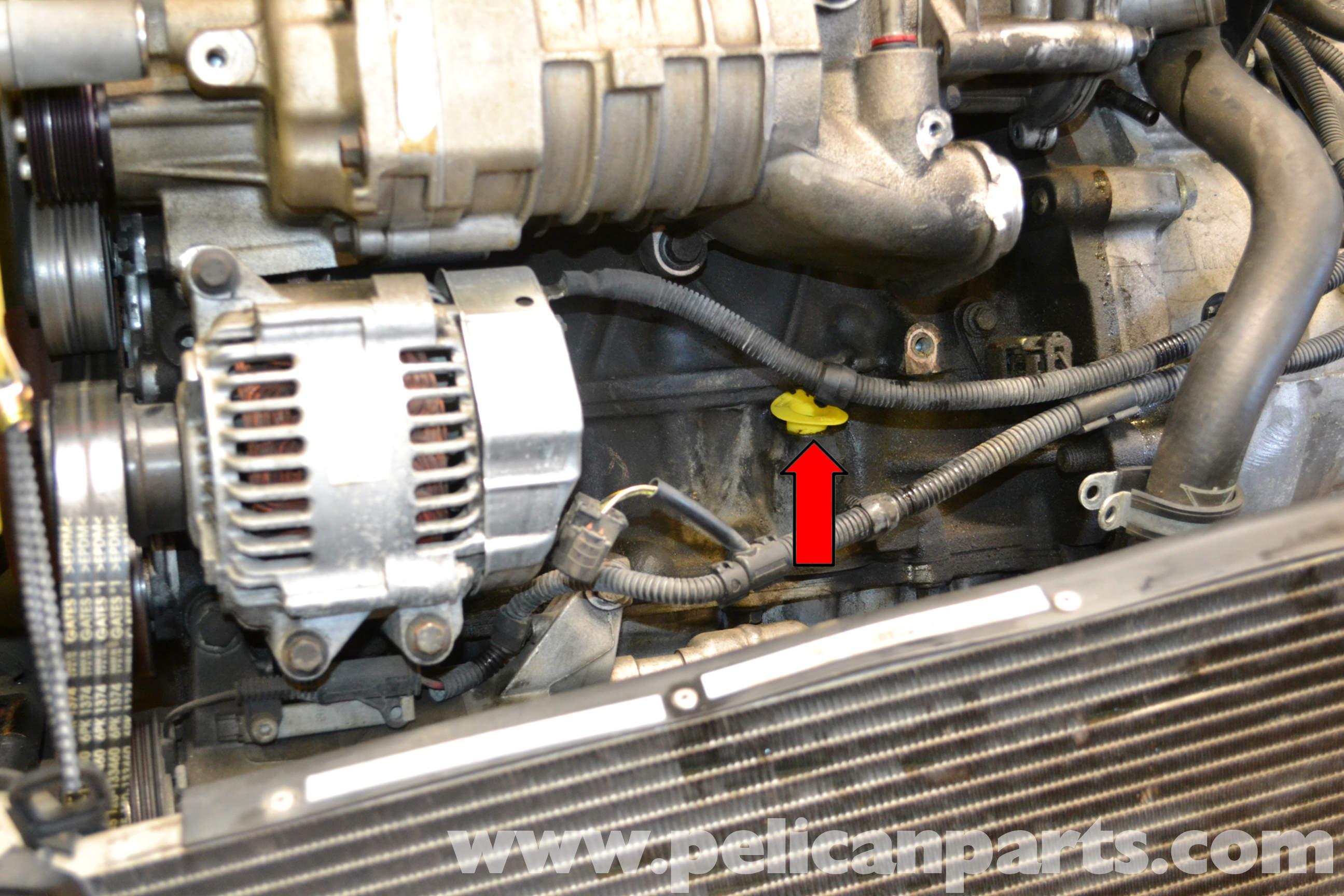 Pelican Technical Article Mini R53 Supercharger Oil