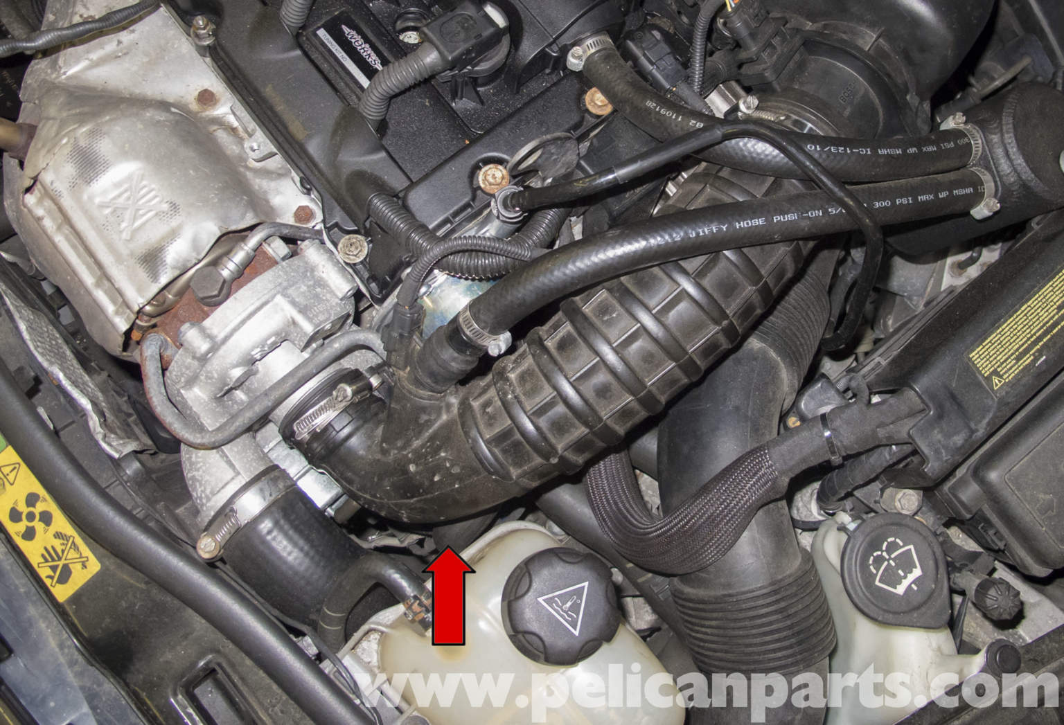 Mini Cooper R56 Turbocharged Engine Oil Cooler And Filter