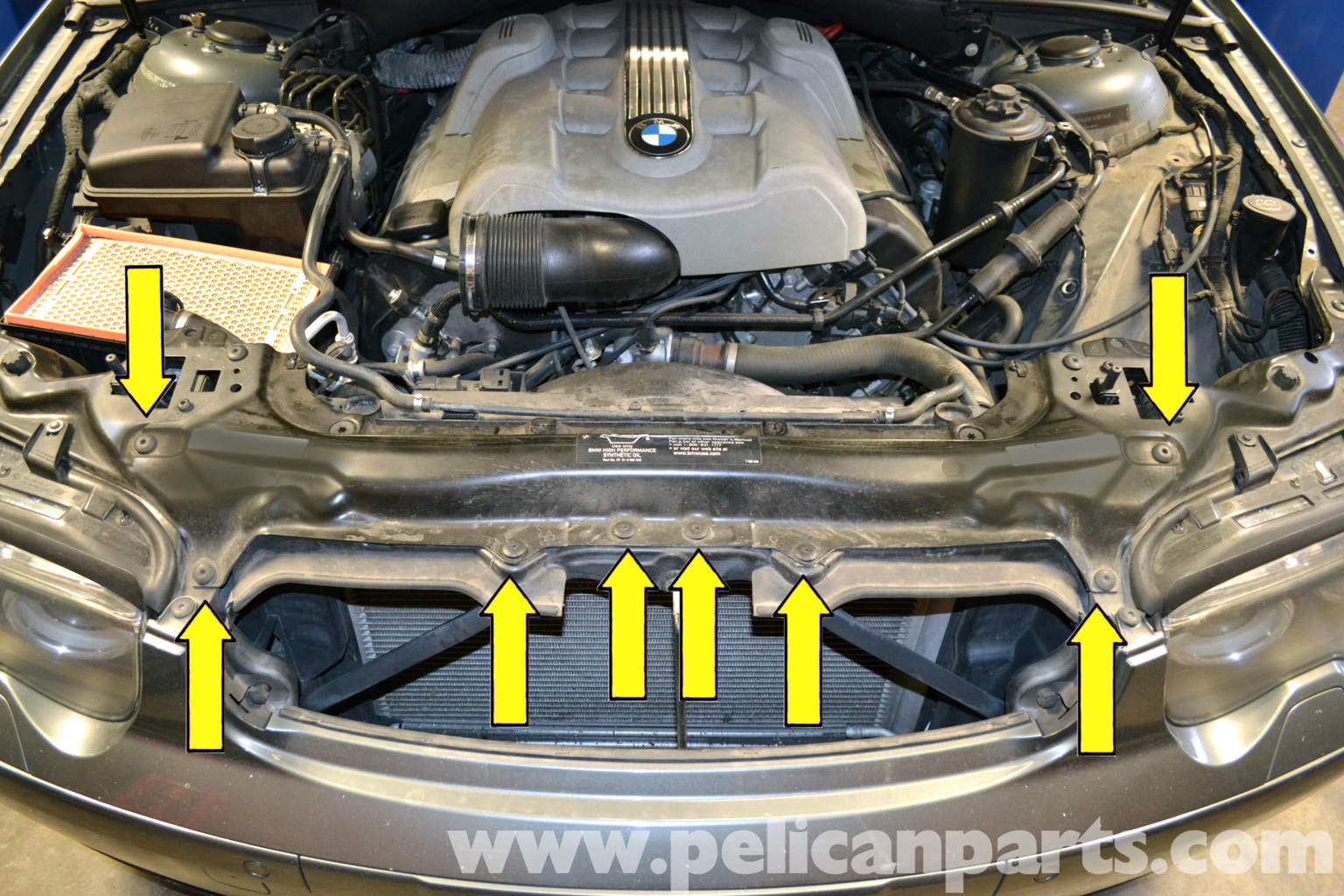 Bmw E65 Alternator Bracket Oil Leak Autos Post